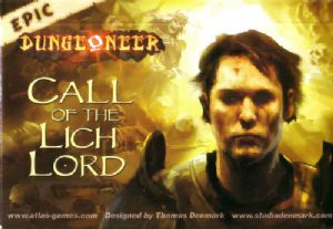 Dungeoneer : Call of the Lich Lord